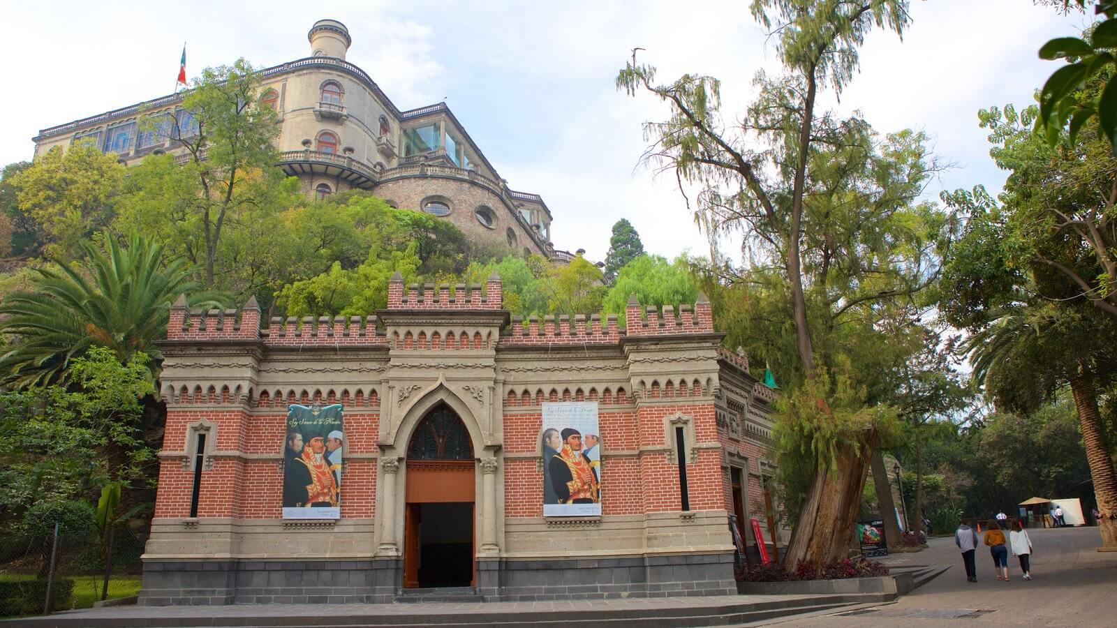 Museo Castillo de Chapultepec