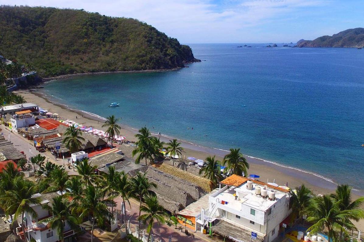 Playa Cuastecomates