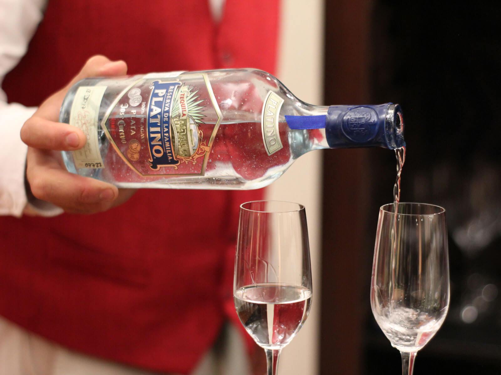 Record guiness de la cata de tequila más grande del mundo