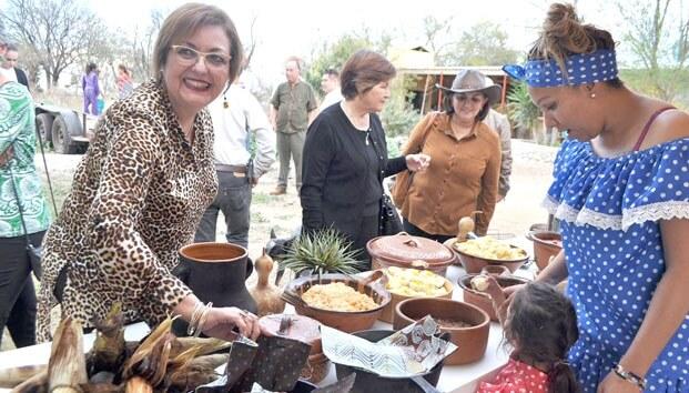 Comida en Melchor Múzquiz, Coahuila