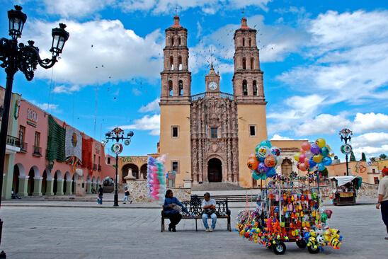 Centro histórico de Dolores, Hidalgo, Guanajuato
