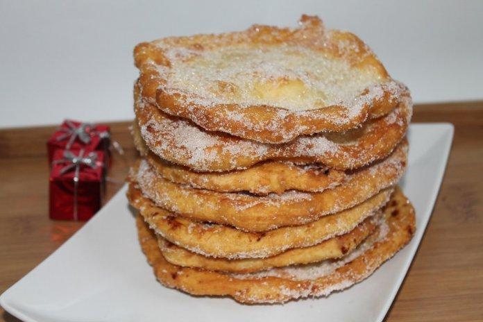 Receta de buñuelos de azucar mexicanos