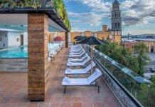 Hotel de lujo en Puebla