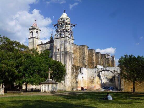 Museo de la natividad en Tepoztlán
