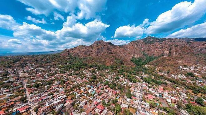 Como llegar y que hacer en Tepoztlán