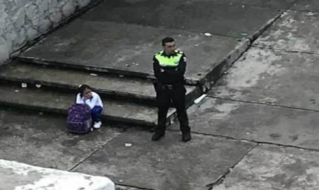Policia bueno de puebla